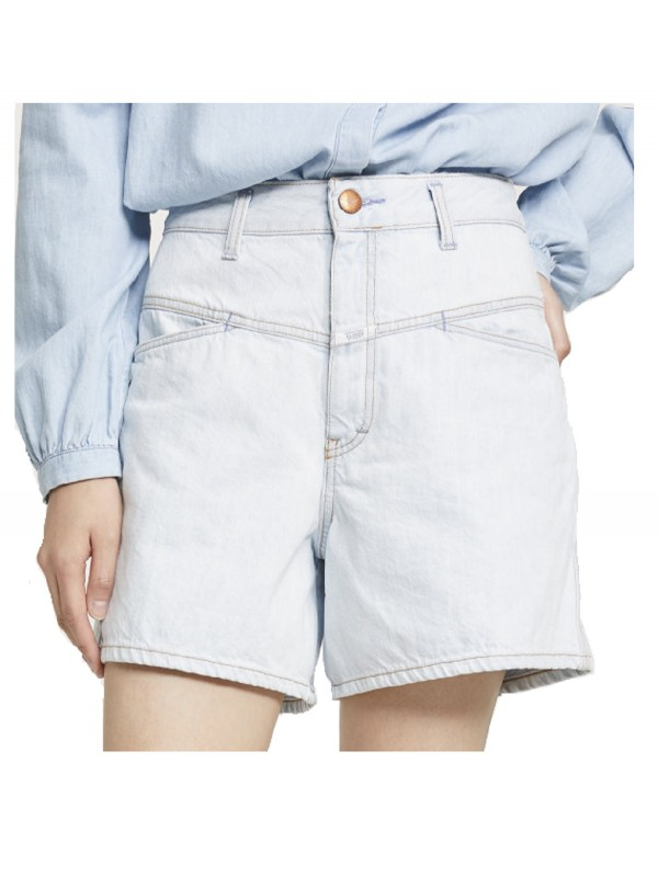 Short Closed donna denim ss19