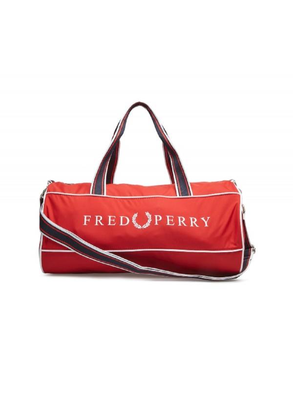 Borsone Fred Perry Retro...