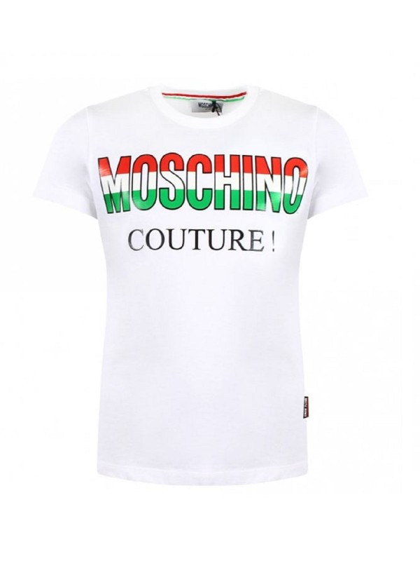 T-shirt Moschino kids...
