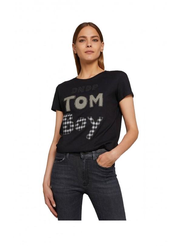 T-shirt Dondup donna s007...