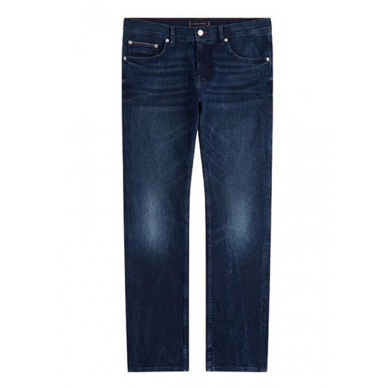 brand new 2dd42 e95bb Jeans Tommy Hilfiger uomo MW11725 crown blue AI19