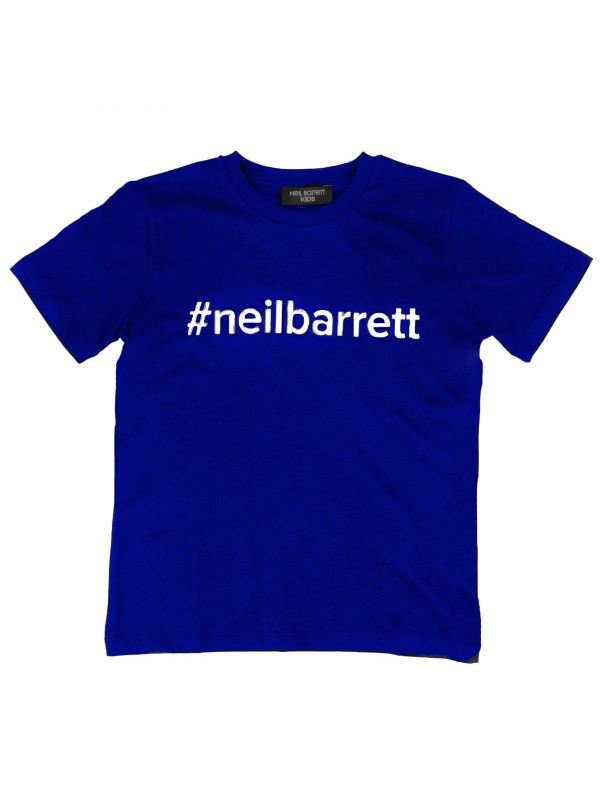T-shirt Neil Barrett bimbo...