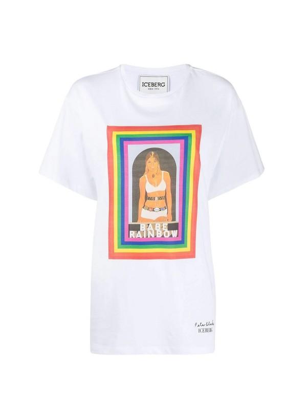 T-shirt Iceberg Donna...