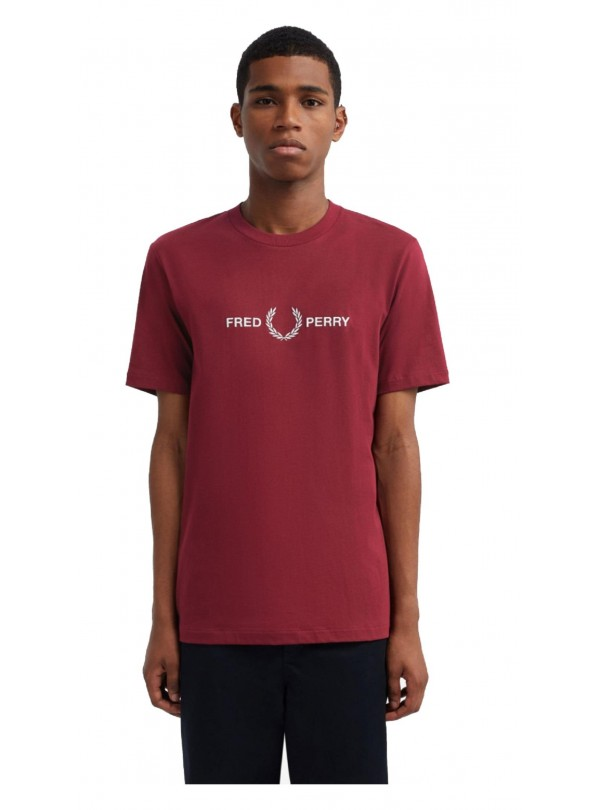 T-shirt Fred Perry Uomo...