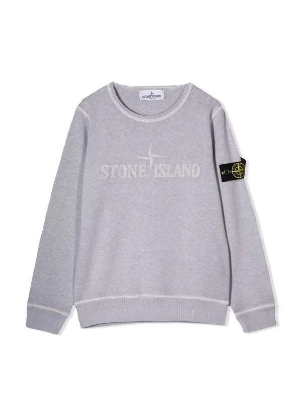 Felpa Stone Island bimbo...