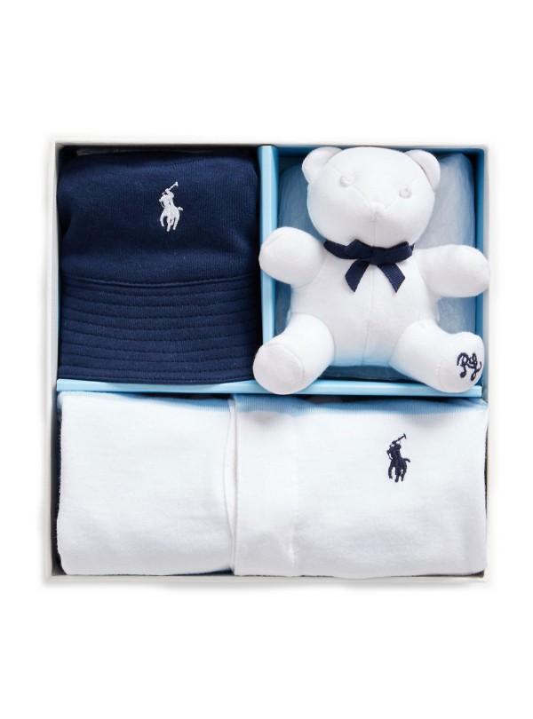 Set Polo Ralph Lauren baby...