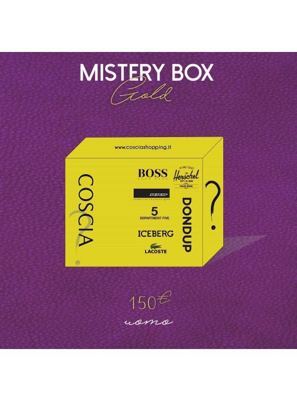 Mistery box Gold uomo 150 euro