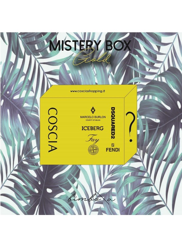 Mistery box Gold bimbo 150...