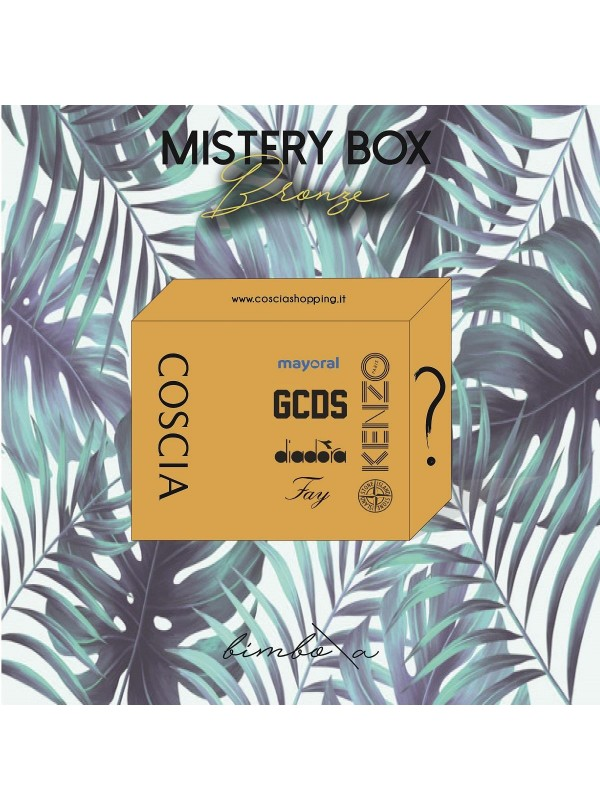 Mistery box Bronze bimba 50...