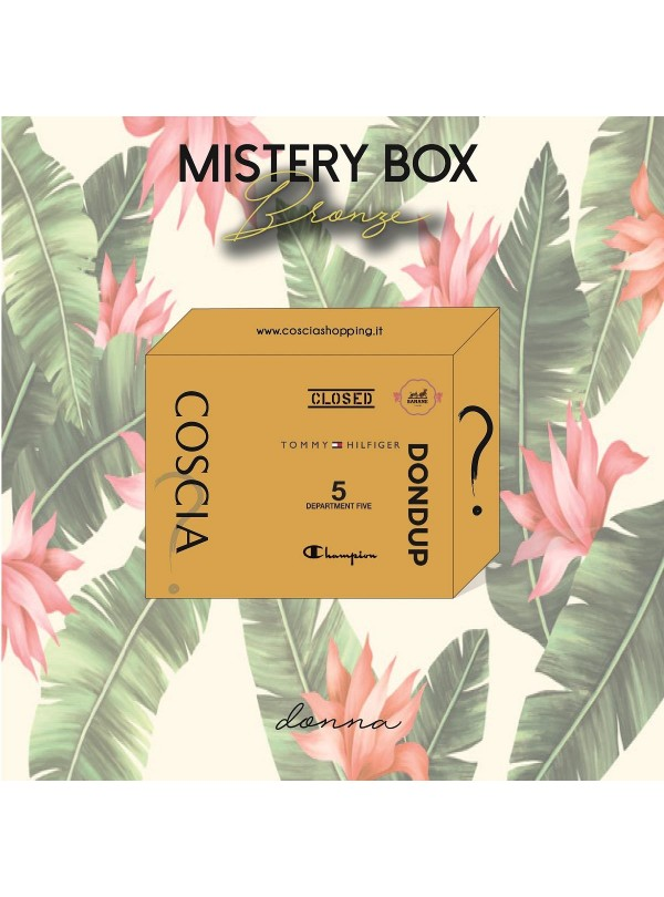 Mistery box Bronze donna 50...