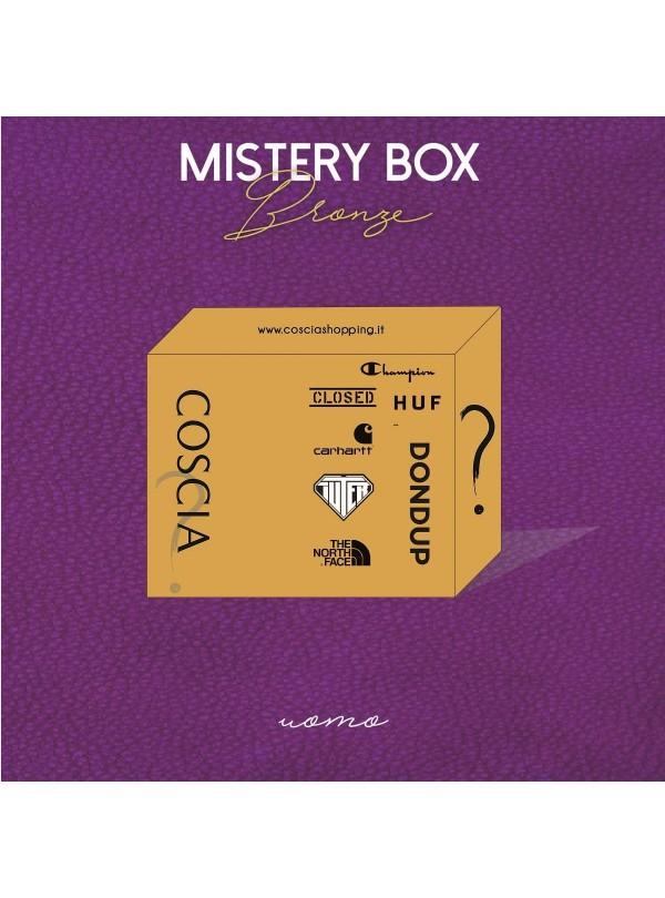Mistery box Bronze uomo 50...