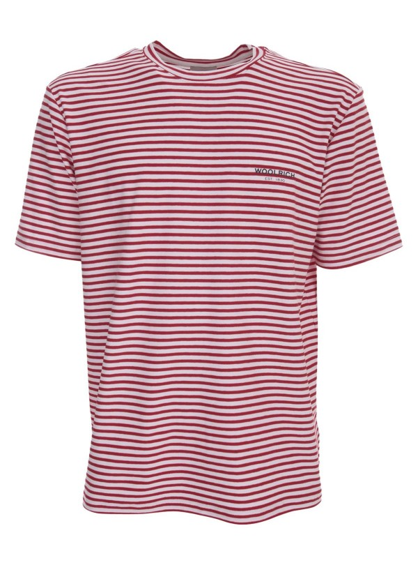 T-shirt Woolrich uomo...
