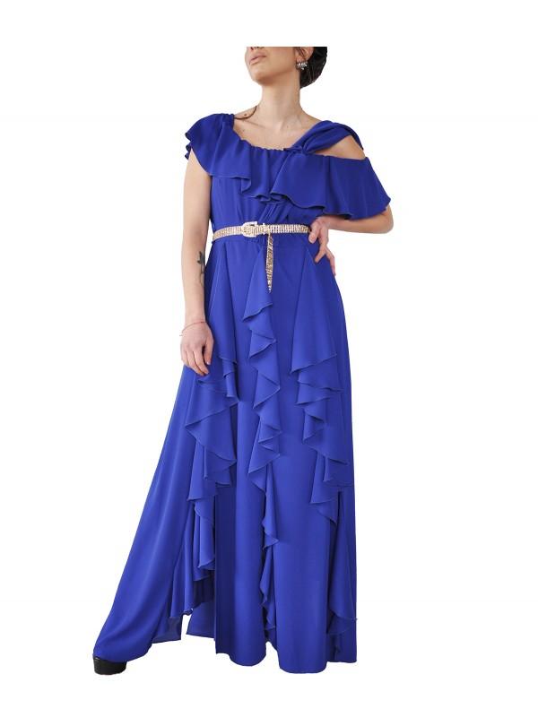 Abito Hanita donna 2544 blu