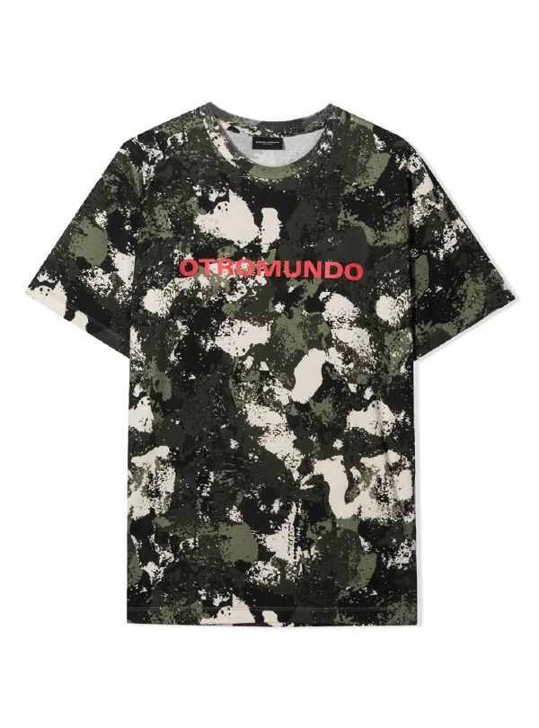 T-shirt Marcelo Burlon kids...