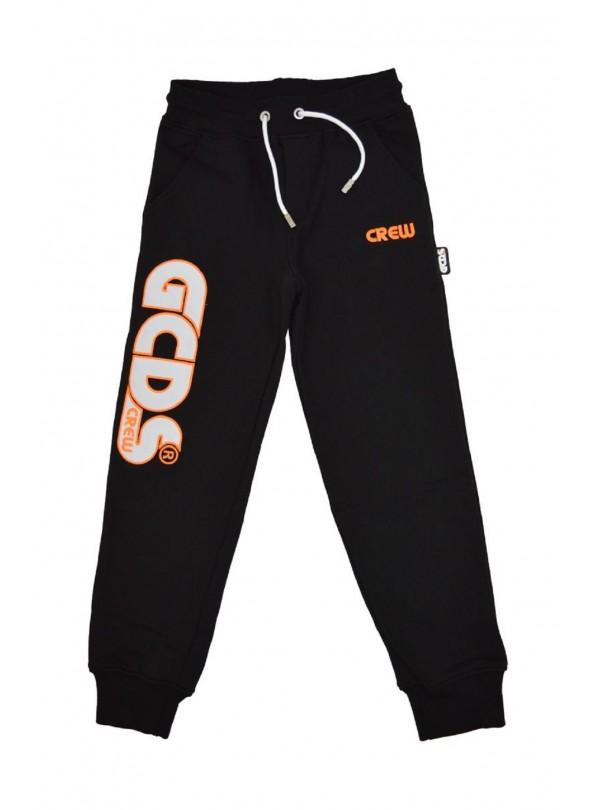 Pantalone GCDS bimbo nero PE21