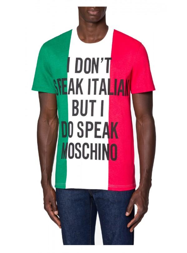 T-shirt Moschino uomo...