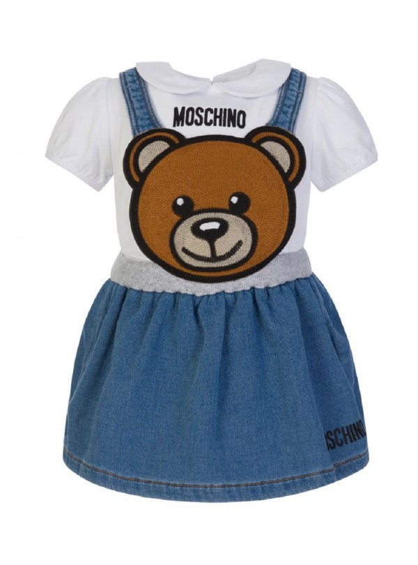 Completo Moschino baby...