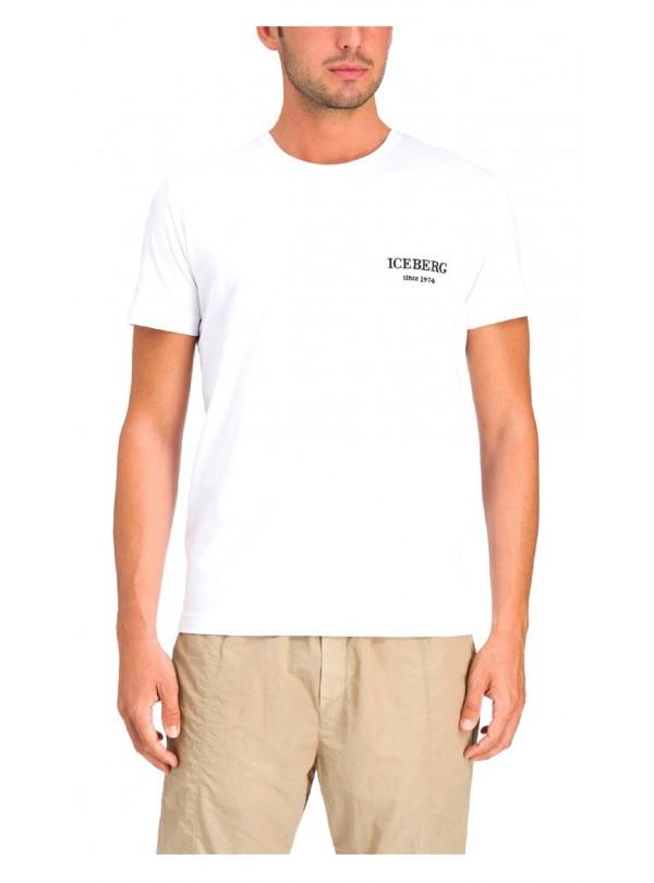 T-shirt Iceberg uomo Walt...
