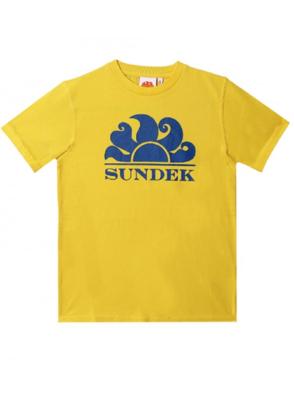 T-shirt Sundek bimbo...