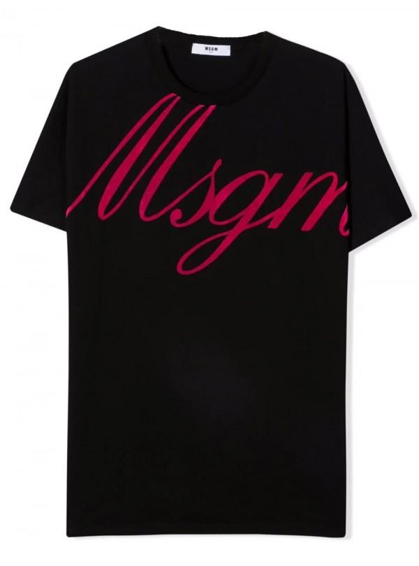 T-shirt Msgm bimba MS027768...