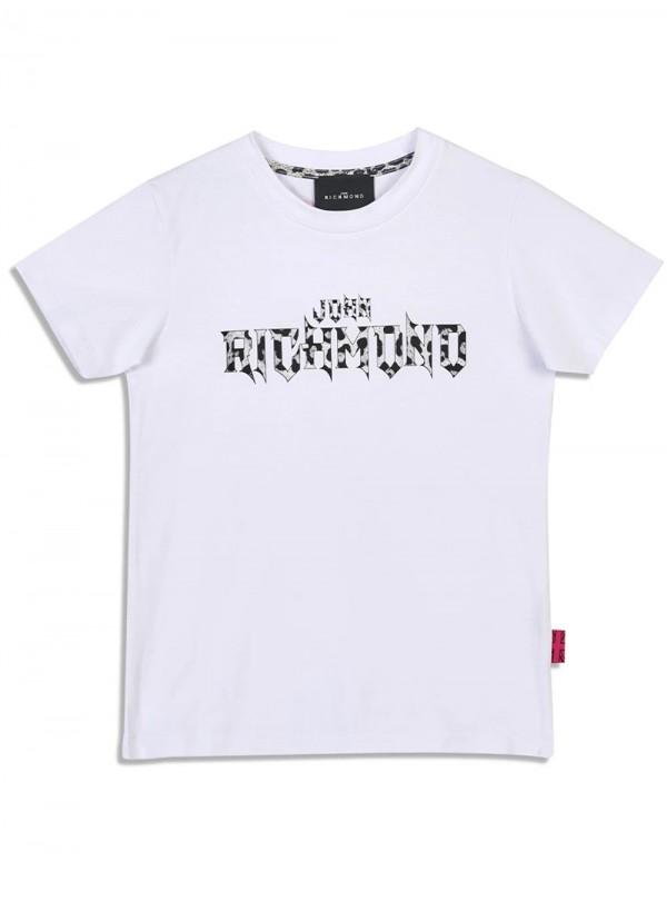 T-shirt John Richmond bimba...