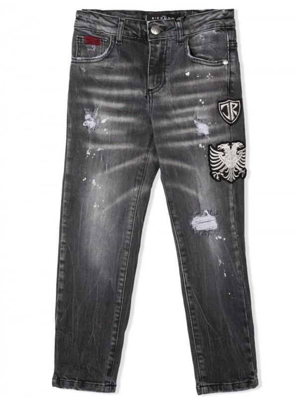 Jeans John Richmond bimbo...