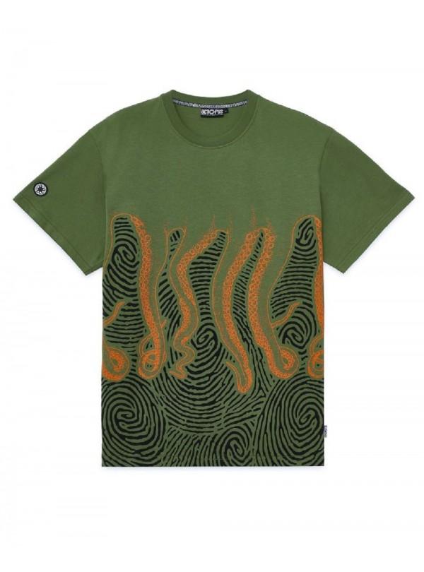 T-shirt Octopus uomo...