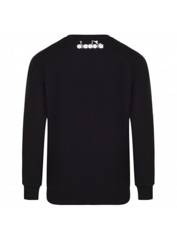 T-shirt Dondup uomo us198 black ss19